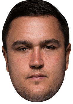 Jamie George England Rugby Celebrity Face Mask