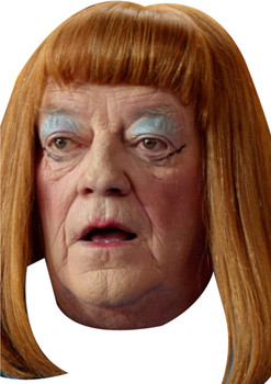 Tim Healy Lesley Benidorm 2020 Face Actor Movie Tv celebrity Party Face Fancy Dress