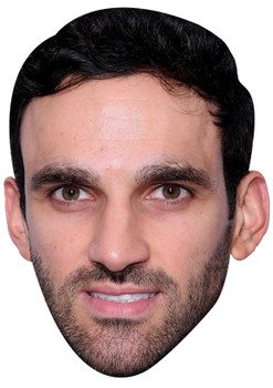Davood Ghadami 2020 Face Actor Movie TV celebrity Party Face Fancy Dress