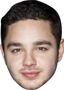 Adam Thomas Adam Barton 1 2020 Face Actor Movie TV celebrity Party Face Fancy Dress