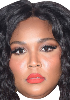 Lizzo 2020 Face Music Star celebrity Party Face Fancy Dress