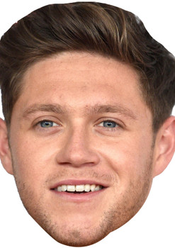 Niall Horan 2020 Face Music Star celebrity Party Face Fancy Dress