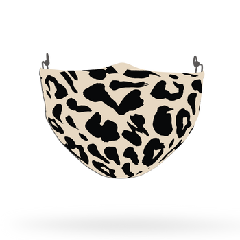 Cheetah Animal Skin Print Face Covering 2