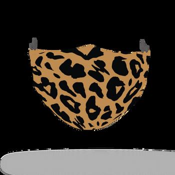 Cheetah Animal Skin Face Covering Print 7