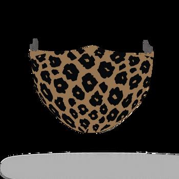 Cheetah Animal Skin Face Covering Print 9