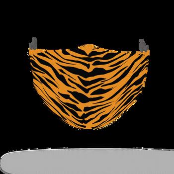 Tiger Animal Skin Face Covering Print 15