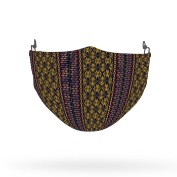 Ethnic Pattern Face Covering Print 29