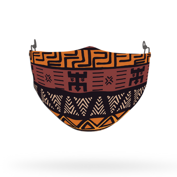Ethnic Pattern Face Covering Print 33
