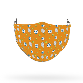 Sports Pattern Face Covering Print 26