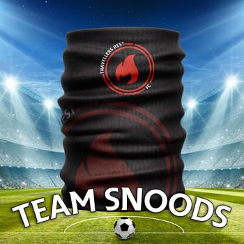 Travellors Rest -  Team Club Snood Club Colours