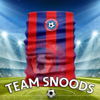 Shincliffe Juniors - Team Club Snood Club Colours