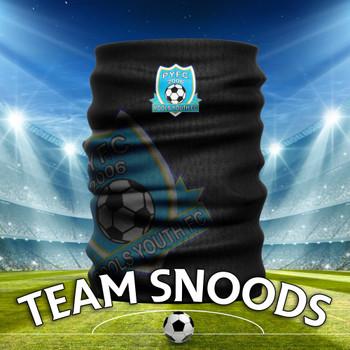 Pools Youth - Team Club Snood Club Colours