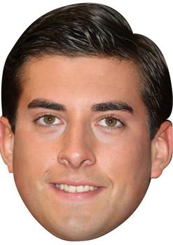 James Argent Towie Face Mask
