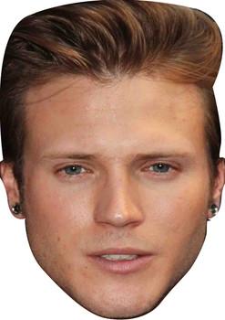 Dougie Poynter Celebrity Facemask