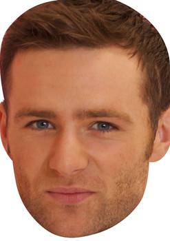 Harry Judd Mcfly Celebrity Facemask