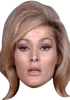 Ursula Anders Bond Girl celebrity face mask Fancy Dress Face Mask 2021
