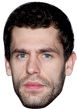 Andy Sugden Celebrity Face Mask