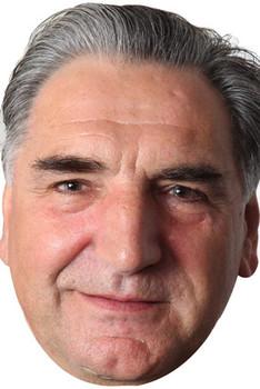 Jim Carter Mr Carson Downton Celebrity Face Mask