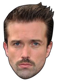 Brendan Brady Mask Celebrity Face Mask