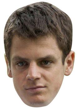 Jonathan Brownlee Celebrity Face Mask