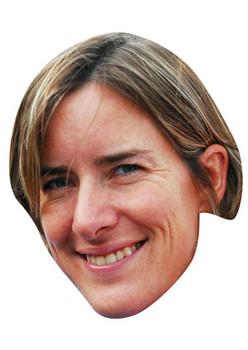 Katherine Grainger Celebrity Face Mask