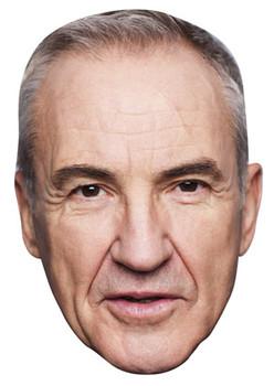 Larry Lamb Celebrity Face Mask