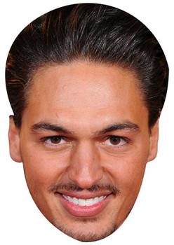 Mario Falcone Celebrity Face Mask