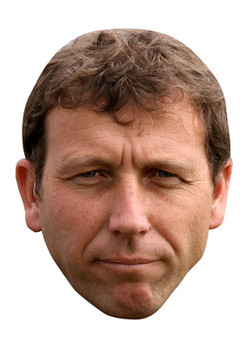 Mike Atherton Celebrity Face Mask