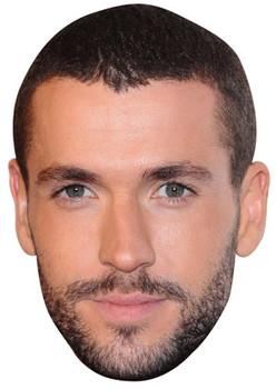 Shane Ward Celebrity Face Mask