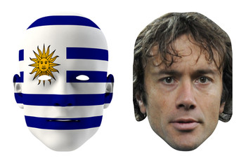 Uruguay World Cup Face Mask Pack Lugano