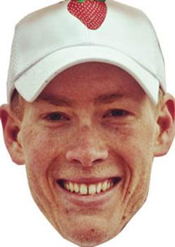 Andrew Talansky Cycling Celebrity Face Mask