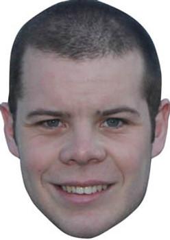 Jamie Hamilton Tt Riders Celebrity Face Mask