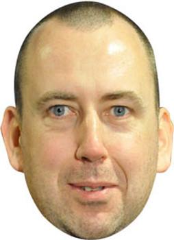 Mark Williams Snooker Face Mask