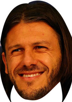 Martin Demichelis Mancity Face Mask