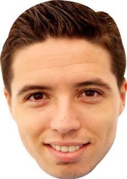 Samir Nasri Face Mask