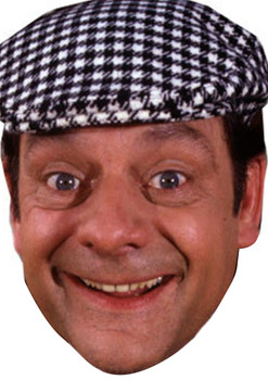David Jason Tv Star Face Mask