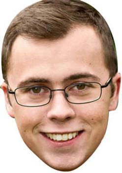 Joe Tracini Dennis Hollyoaks Face Mask