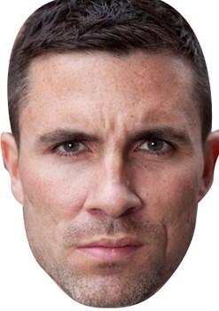 Trevor Royle Face Mask