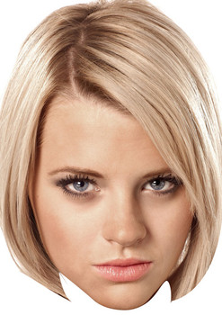 Lucy Beale 2018 Celebrity Face Mask