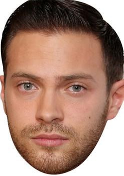 Matt Di Angel Aka Dean Wicks 2018 Celebrity Face Mask
