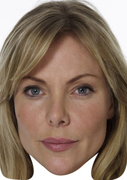 Ronnie Mitchell Samantha Womack 2018 Celebrity Face Mask