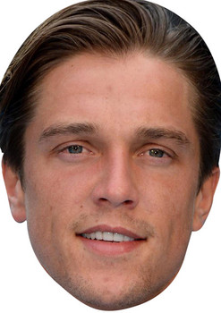 Lewis Towie 2018 Celebrity Face Mask