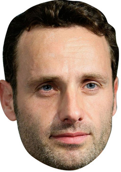Andrew Lincoln 2018 Celebrity Face Mask