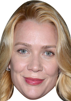 Laurie Holden 2018 Celebrity Face Mask