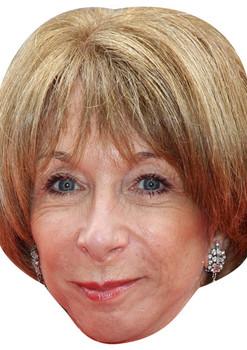 Gail Platt Tv Stars 2018 Celebrity Face Mask
