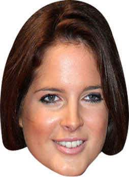 Alexandra Felstead Made In Chelsea Celebrity Face Mask