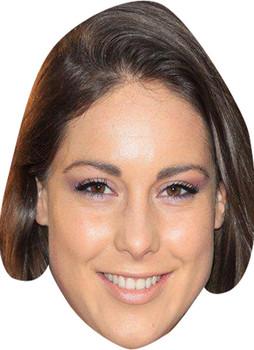 Louise Thompson Celebrity Face Mask