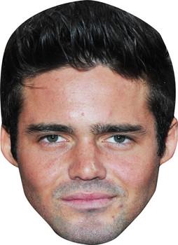 Spencer Matthews Made In Chelsea Celebrity Face Mask
