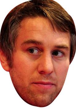 Ryan Jones Rugby Celebrity Face Mask