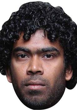 Laasith Malinga Cricket Celebrity Face Mask